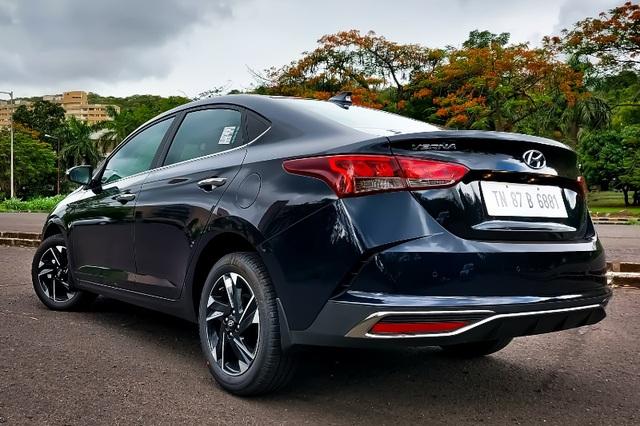 """Hyundai Accent 2020 sắp ra mắt khách Việt, """"phủ đầu"""" Honda City mới - 2"""