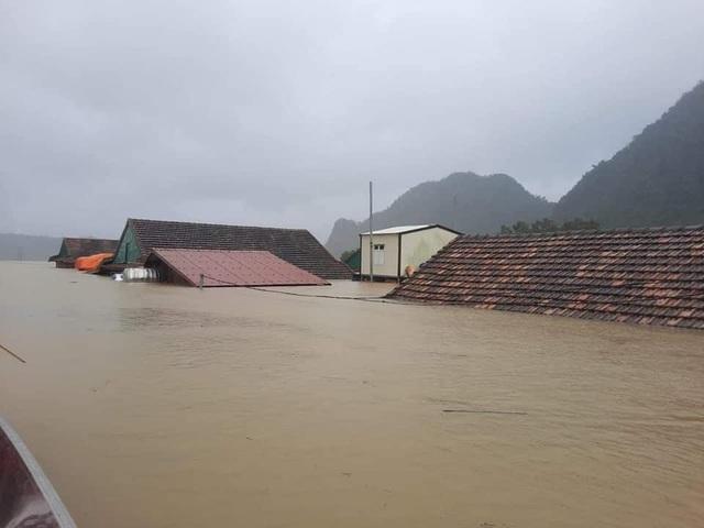 Lũ lụt, sạt lở gây thiệt hại gần 19 nghìn tỷ đồng trong tháng 11