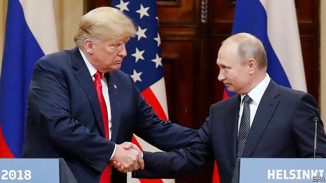 Ông Putin ca ngợi ông Trump giúp bình ổn thị trường dầu mỏ