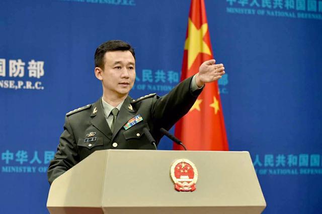 Trung Quốc phản bác thông tin quân đội Mỹ lên kế hoạch tấn công - 1