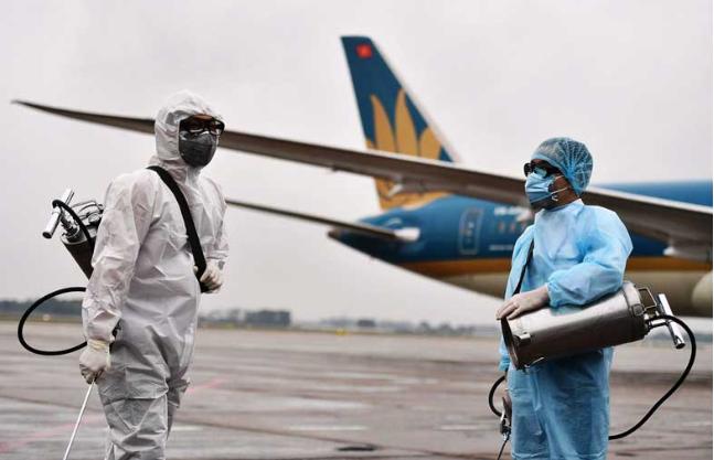 Đề xuất Chính phủ đứng ra bảo lãnh khoản vay gần 500 triệu USD cho ngành hàng không