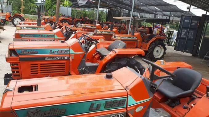 Phát hiện doanh nghiệp khai gian, nhập máy nông nghiệp cũ về Việt Nam