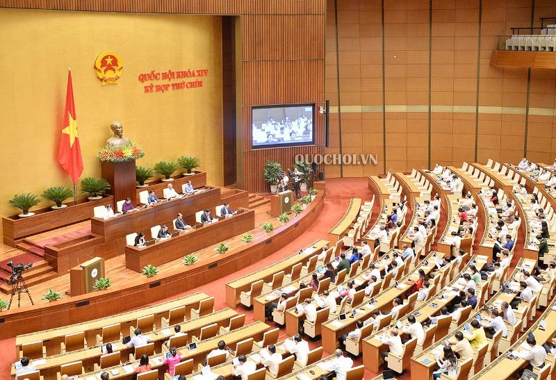 Những điểm nổi bật trong kỳ họp Quốc hội cuối năm
