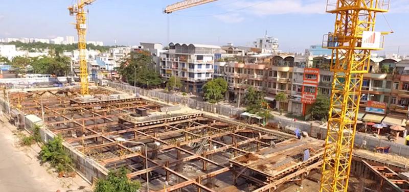 Nhiều cán bộ bị kiểm điểm vì cấp phép cho dự án bất động sản trái luật