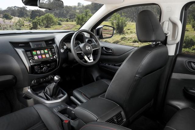 Nissan Navara 2021 xuất kích, sẵn sàng đấu với Ford Ranger - 37