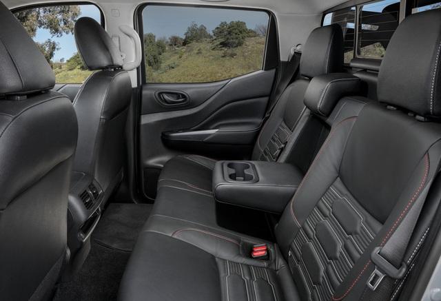 Nissan Navara 2021 xuất kích, sẵn sàng đấu với Ford Ranger - 54