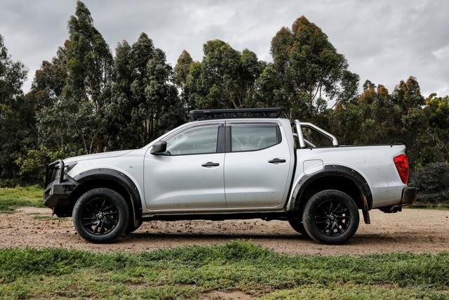 Nissan Navara 2021 xuất kích, sẵn sàng đấu với Ford Ranger - 55