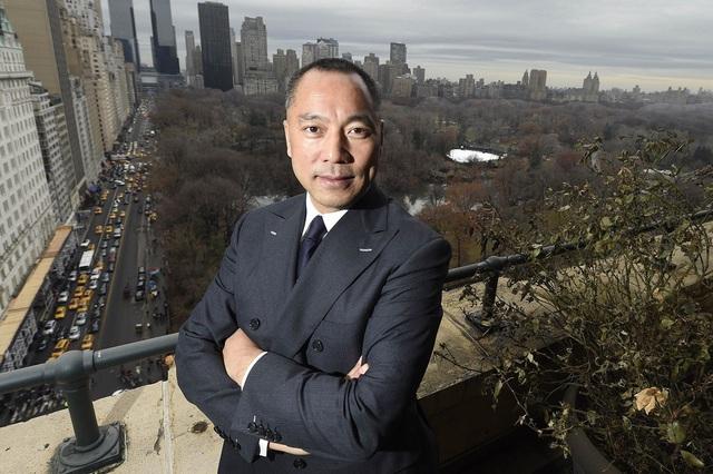 Tỷ phú Trung Quốc lưu vong đâm đơn kiện ngân hàng UBS, đòi 500 triệu USD - 1