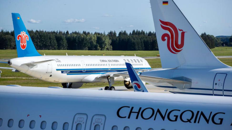 Trung Quốc né tránh nhận máy bay Airbus của Mỹ do sợ Covid 19