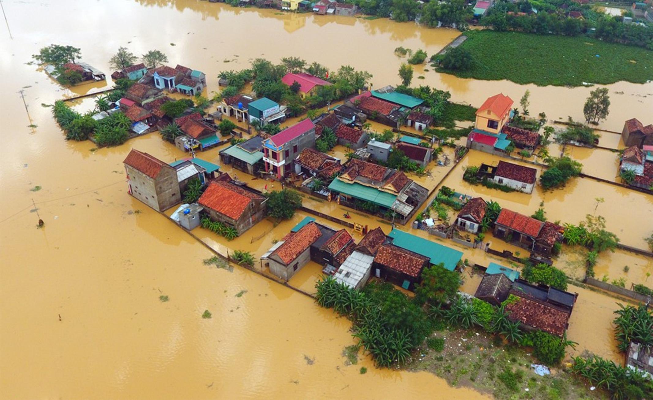 ADB viện trợ hàng triệu USD giúp Việt Nam ứng phó thiên tai