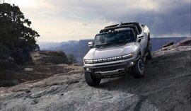Khám phá những tính năng, trang bị thú vị của Hummer EV