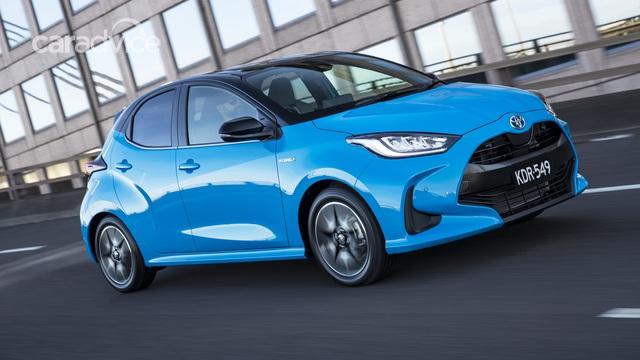 Bài học tăng giá xe của Toyota Yaris ở Australia - 2