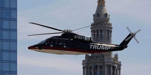 """Đuối sức với tranh cử, ông Trump rao bán """"siêu"""" trực thăng cá nhân - 3"""