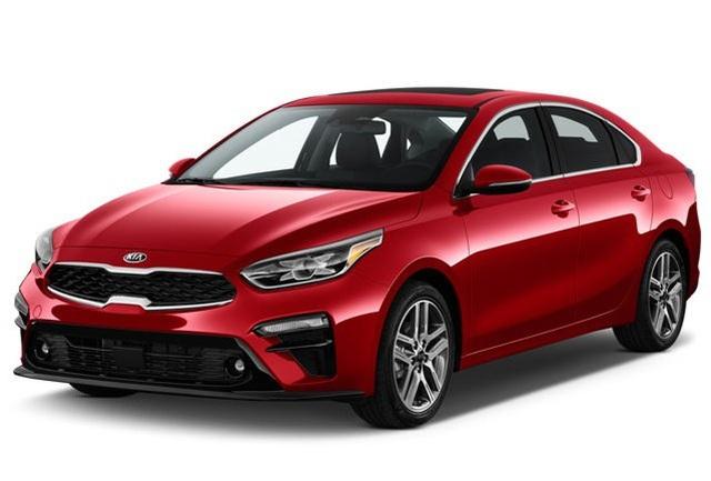 Top 10 mẫu xe mới giá rẻ nhất tại Mỹ - 1