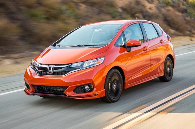 Top 10 mẫu xe mới giá rẻ nhất tại Mỹ - 4