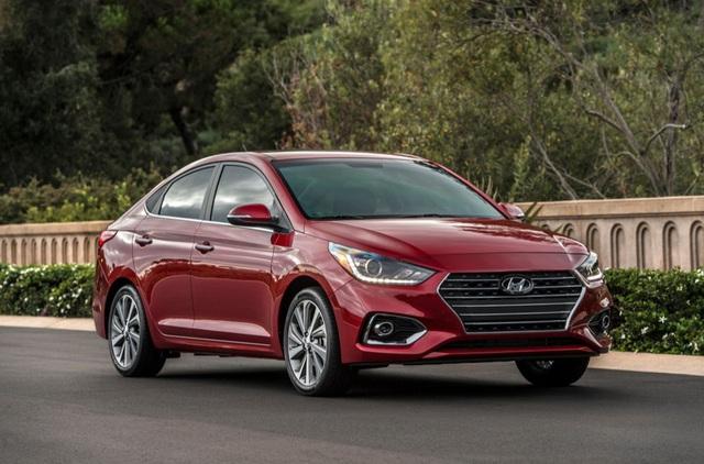 Top 10 mẫu xe mới giá rẻ nhất tại Mỹ - 7