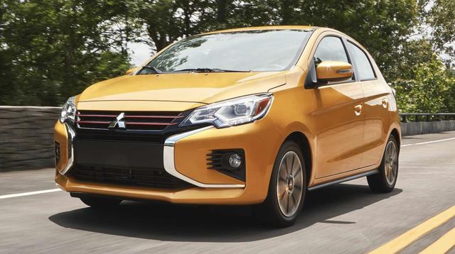 Top 10 mẫu xe mới giá rẻ nhất tại Mỹ - 9