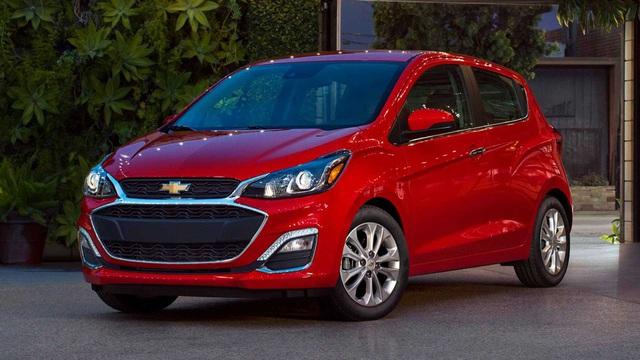 Top 10 mẫu xe mới giá rẻ nhất tại Mỹ - 10