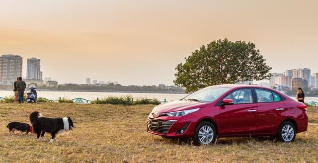 Toyota Vios lập đỉnh với 3.443 xe bán tháng 10, bỏ xa đối thủ - 5