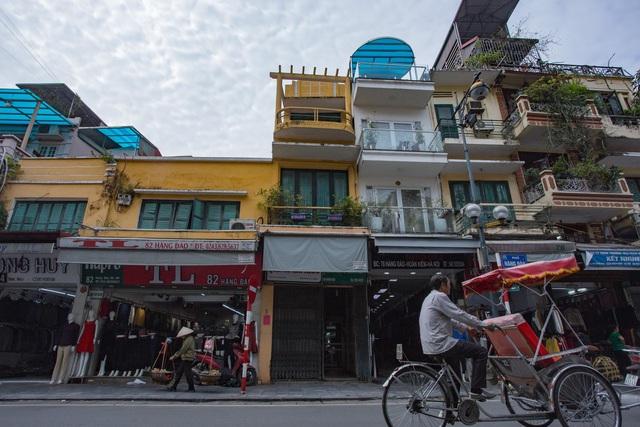 Hàng nghìn nhà phố Pháp cổ chờ sập tại Hà Nội: Cứu hết là điều không thể - 1