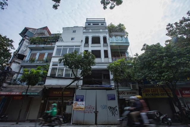 Hàng nghìn nhà phố Pháp cổ chờ sập tại Hà Nội: Cứu hết là điều không thể - 5