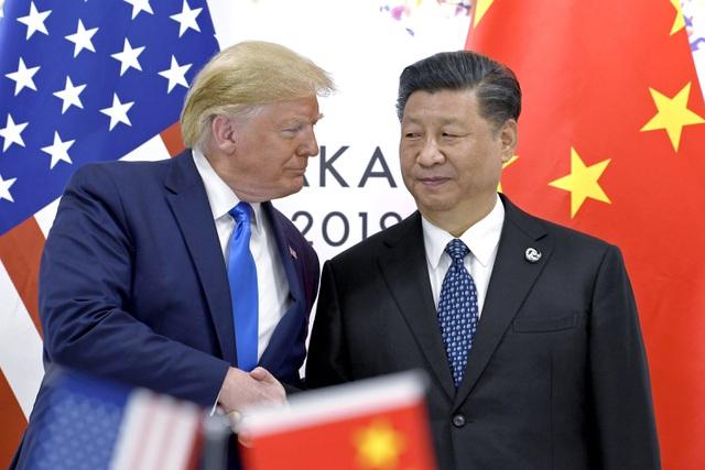 Ông Trump có thể cứng rắn với Trung Quốc vào cuối nhiệm kỳ - 1
