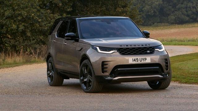 Land Rover Discovery 2021 - động cơ mới, diện mạo mới - 1