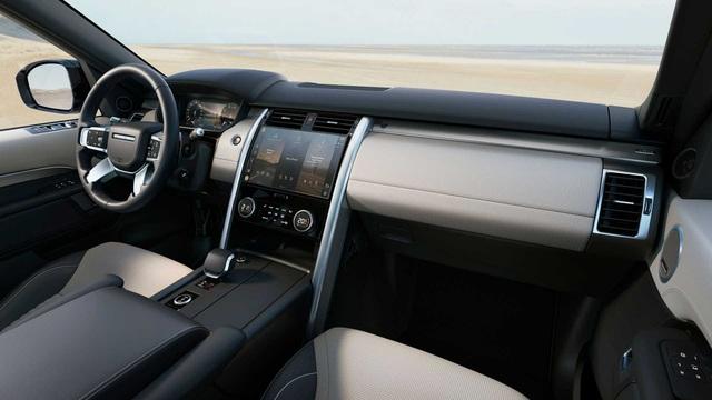 Land Rover Discovery 2021 - động cơ mới, diện mạo mới - 2