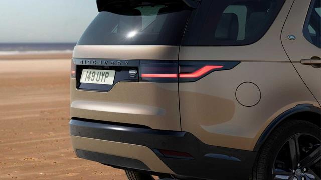 Land Rover Discovery 2021 - động cơ mới, diện mạo mới - 12