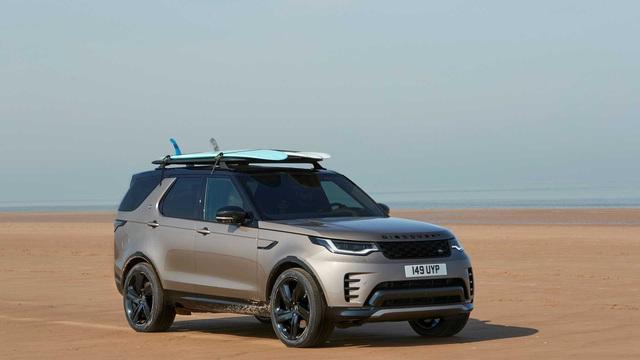 Land Rover Discovery 2021 - động cơ mới, diện mạo mới - 13