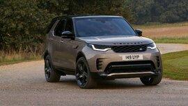 Land Rover Discovery 2021 - động cơ mới, diện mạo mới