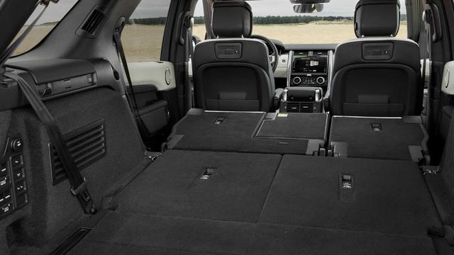 Land Rover Discovery 2021 - động cơ mới, diện mạo mới - 22