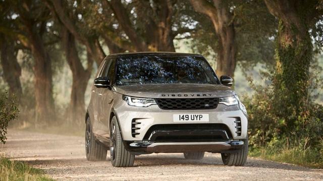 Land Rover Discovery 2021 - động cơ mới, diện mạo mới - 4