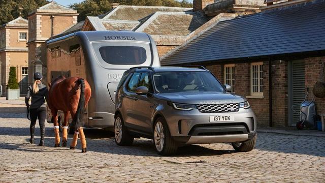 Land Rover Discovery 2021 - động cơ mới, diện mạo mới - 5
