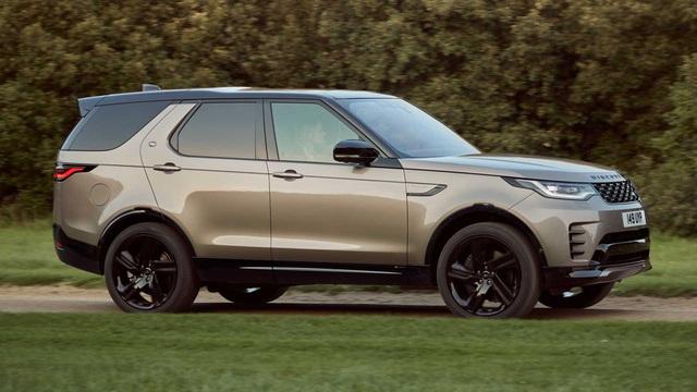 Land Rover Discovery 2021 - động cơ mới, diện mạo mới - 7
