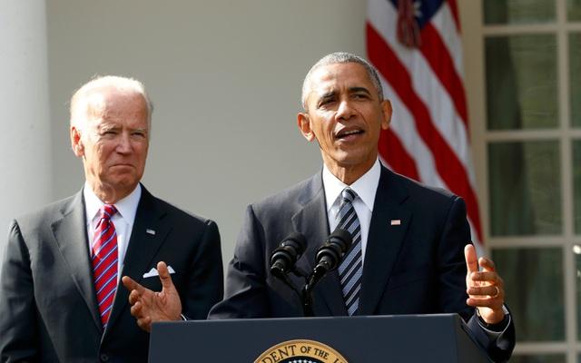 Ông Obama nêu lý do không tham gia nội các của ông Biden - 1