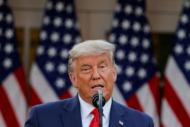 Ông Trump nói bầu cử 2020 là vi hiến, thông báo sắp có vụ kiện lớn - 1