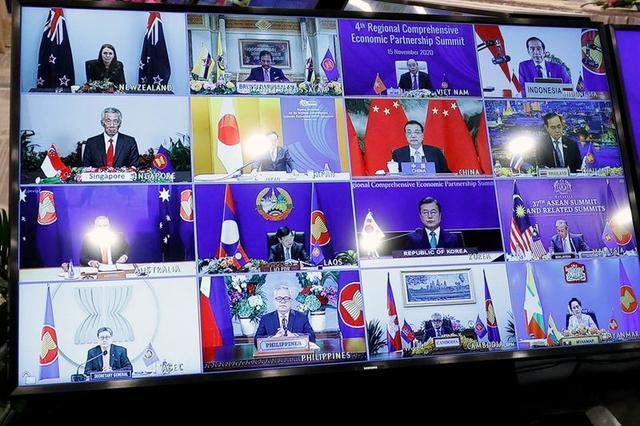 Mỹ lo bị đứng ngoài hiệp định thương mại tự do lớn nhất thế giới RCEP