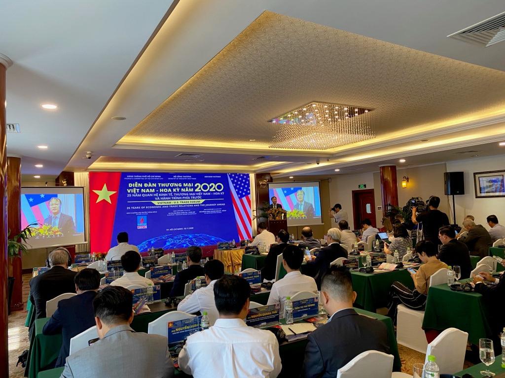 """Thứ trưởng Bộ Công Thương: Việt Nam và Hoa Kỳ đang """"bổ trợ"""" cho nhau"""
