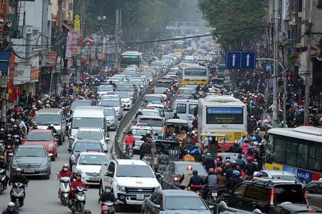 GDP đầu người sắp vượt 3.000 USD, dân Việt sẽ tăng mạnh sở hữu ô tô - 1