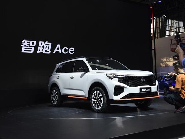 Kia Sportage 2021 vừa ra mắt tại Trung Quốc có gì khác? - 2