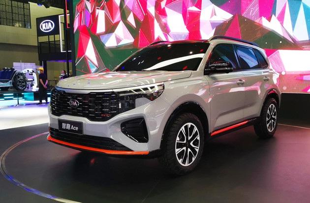 Kia Sportage 2021 vừa ra mắt tại Trung Quốc có gì khác?