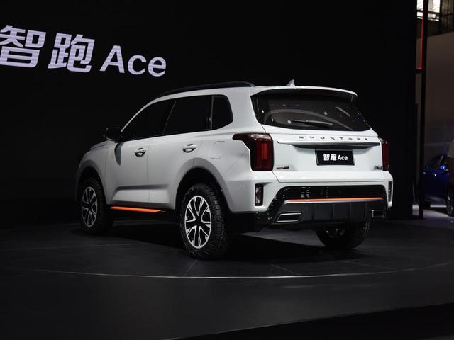 Kia Sportage 2021 vừa ra mắt tại Trung Quốc có gì khác? - 10