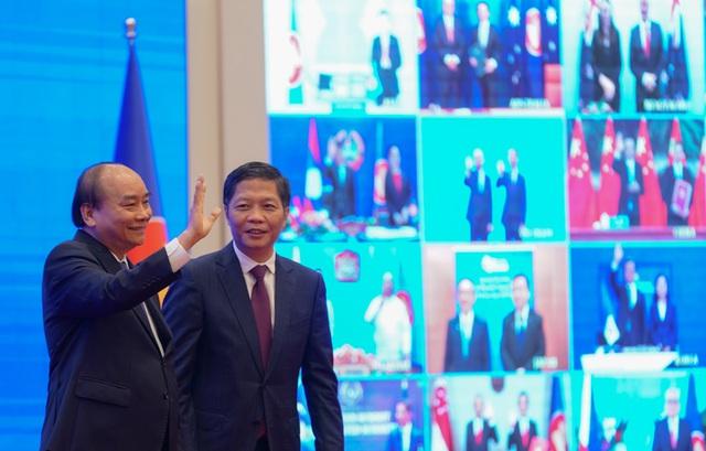 """""""Nóng"""" việc Việt Nam gia nhập FTA lớn nhất thế giới - 1"""
