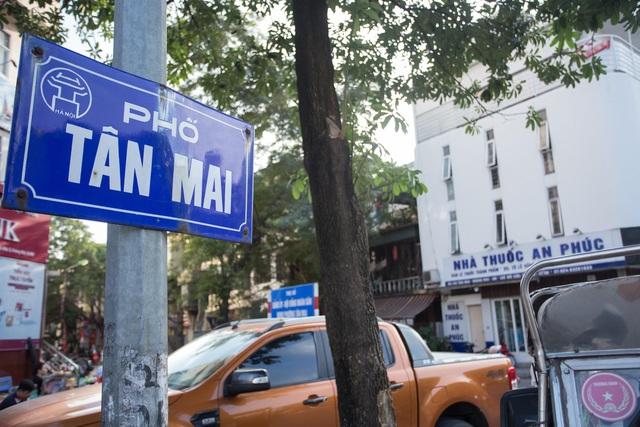 """""""Toát mồ hôi"""" khi lạc chân vào mê cung số nhà trên nhiều tuyến phố Hà Nội - 1"""
