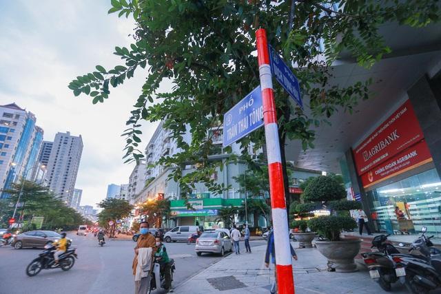 """""""Toát mồ hôi"""" khi lạc chân vào mê cung số nhà trên nhiều tuyến phố Hà Nội - 12"""