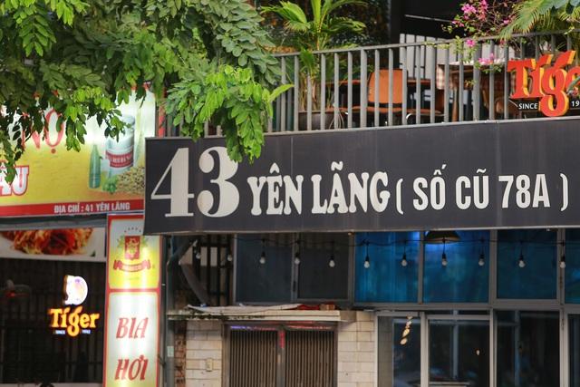 """""""Toát mồ hôi"""" khi lạc chân vào mê cung số nhà trên nhiều tuyến phố Hà Nội - 6"""