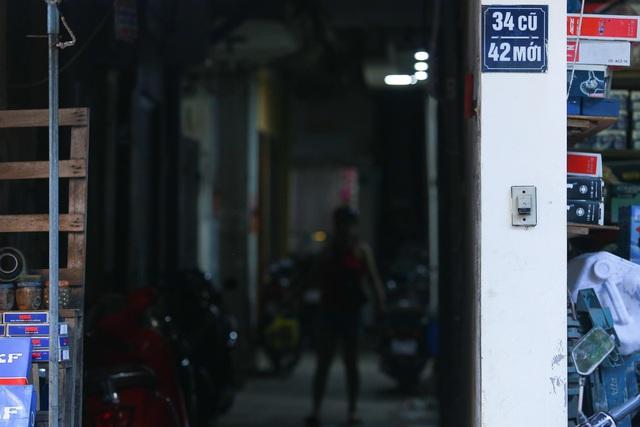 """""""Toát mồ hôi"""" khi lạc chân vào mê cung số nhà trên nhiều tuyến phố Hà Nội - 8"""