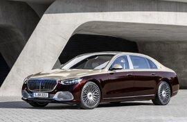 Mercedes-Maybach S-Class 2021 - Định nghĩa mới về sedan hạng sang