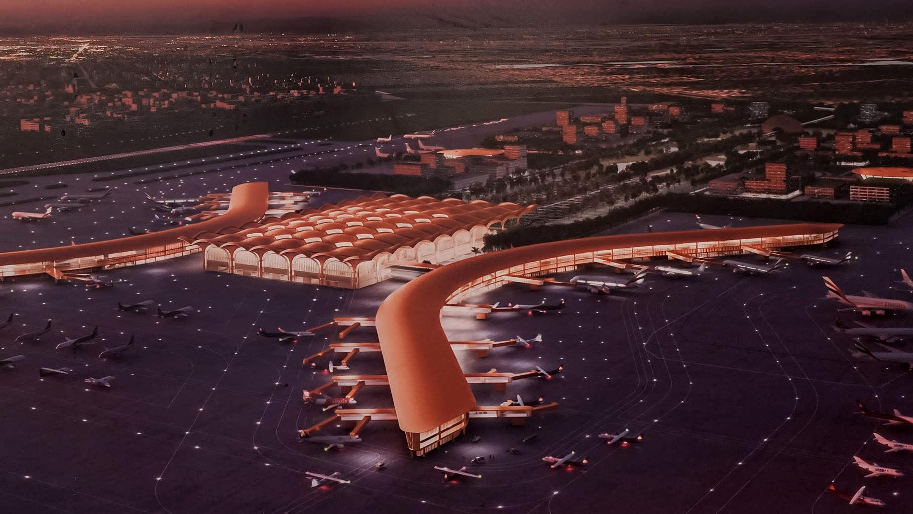 Trung Quốc trúng thầu xây dựng sân bay Campuchia